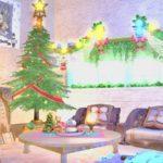 【FF14ハウジング】クリスマスハウジング