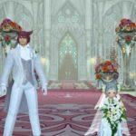 【エタバン】ゆきとら嬢、結婚する